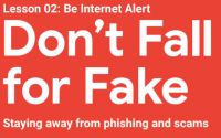 dont fall for fake