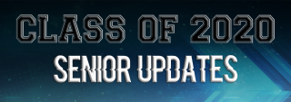 ***SENIOR UPDATES & REMINDERS- UPDATED 6/1***