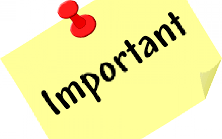 Reopening Reminders for Stillmeadow Families